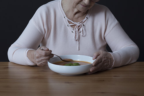 A Loss of Appetite in the Elderly in Canton, GA