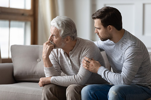 Advice for When It's Time to Talk to a Parent About Seeking Professional Care for Their Spouse - Canton, GA