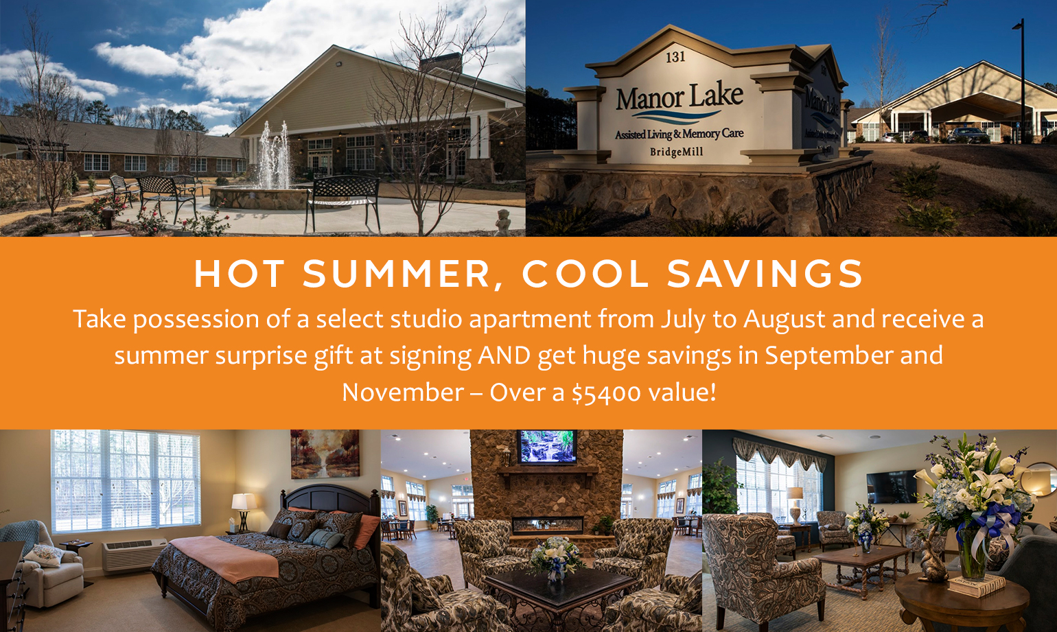 Hot Summer, Cool Savings